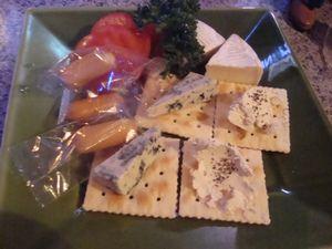 チーズの盛り合わせ.JPG